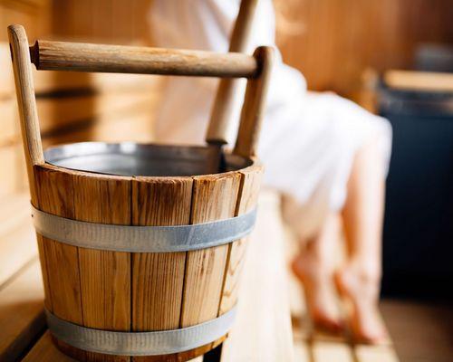Die Sauna und das Bistro öffnen wieder