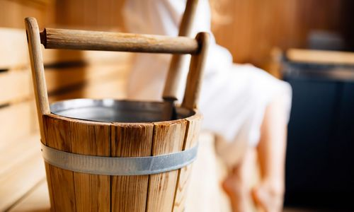 Online-Anmeldung Sauna