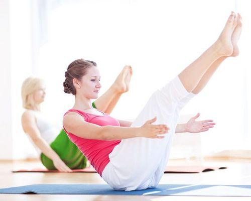 Neuer Yoga Kurs