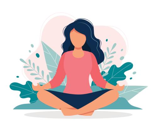 Meditationsübungen für den Alltag